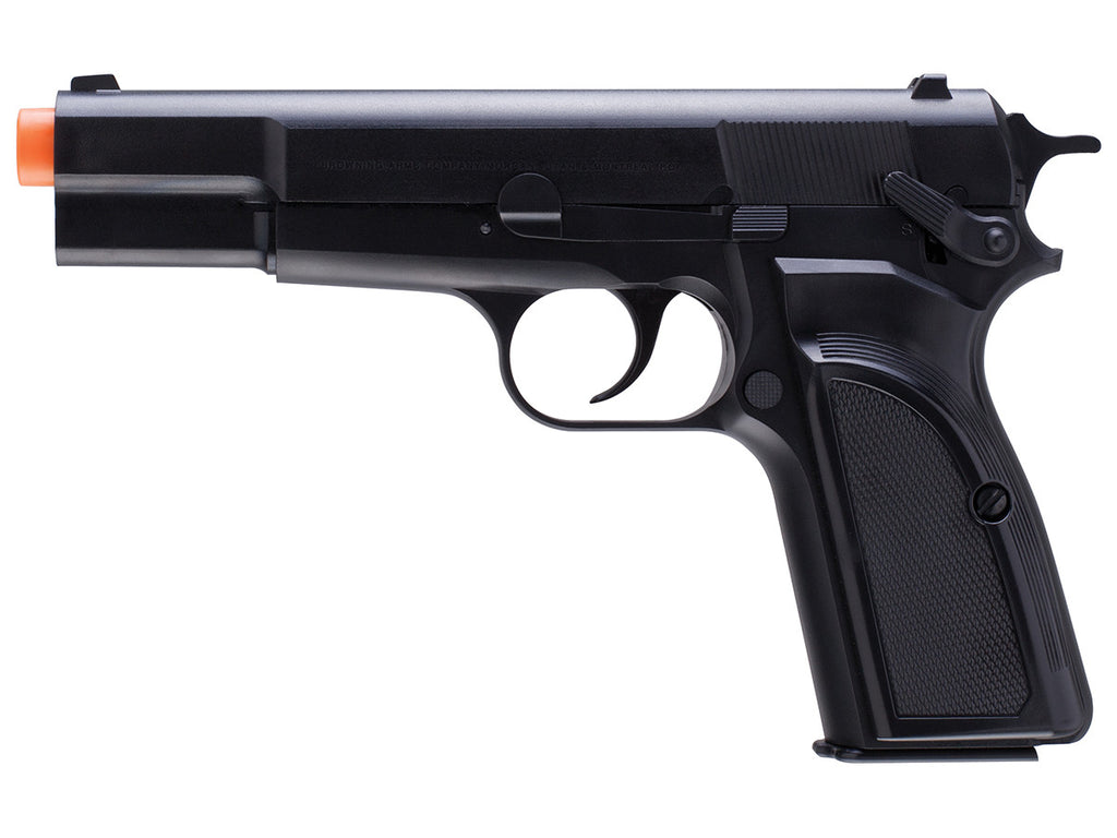 Browning Hi Power Mark III Spring Pistol - Black - Umarex USA
