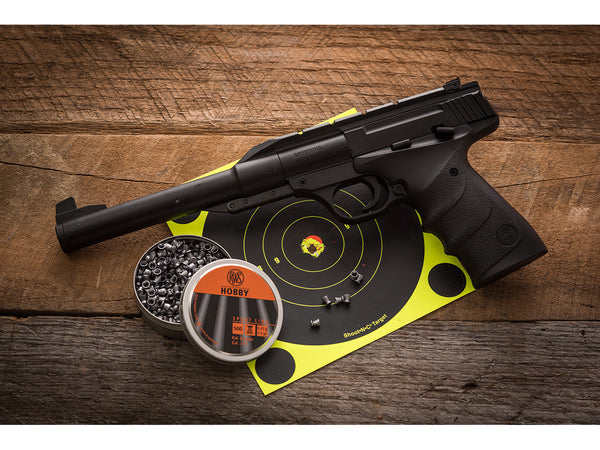 Browning Buck Mark URX Pellet Pistol
