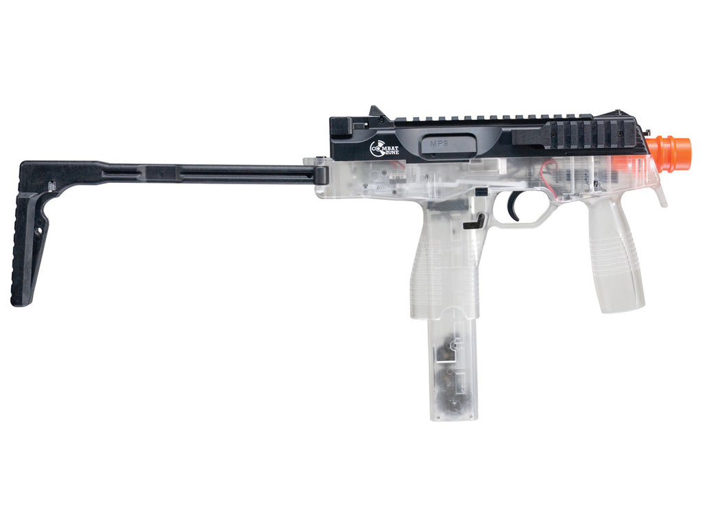 Combat Zone MAG-9 Electric - Clear - Umarex USA