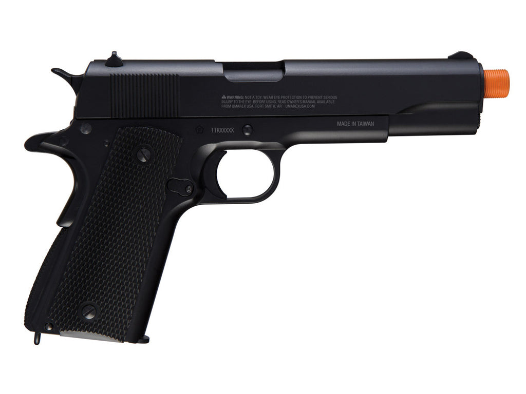 Elite Force 1911 A1 Airsoft Pistol - Black - Umarex USA