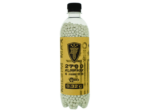 .28g - Elite Force Airsoft BBs - 2700 ct