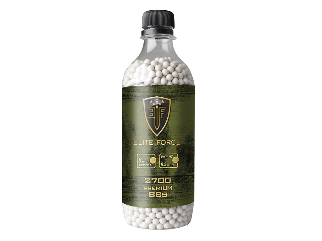.20g - Elite Force Airsoft BBs - 2700 ct - Umarex USA