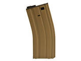 Elite Force M4/M16 Metal Magazine BULK - FDE - 300 rd - Umarex USA