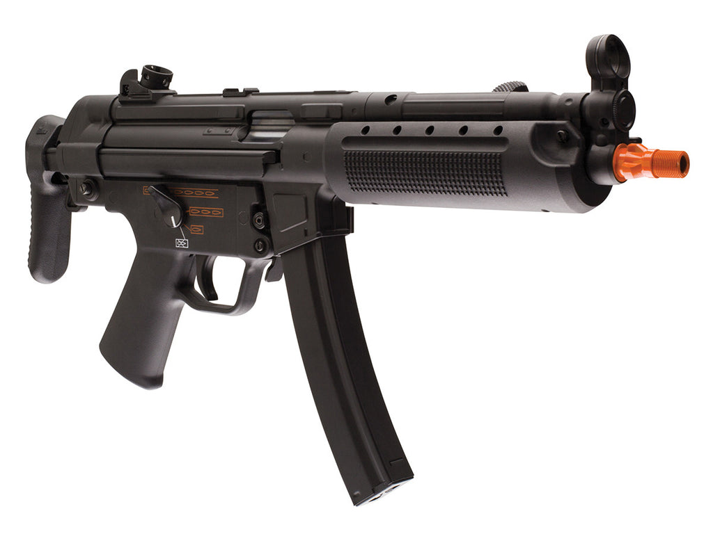 "HK MP5 A5 AEG - BLK(Gen2) - ""Elite"" - MOSFET/3SHOT"
