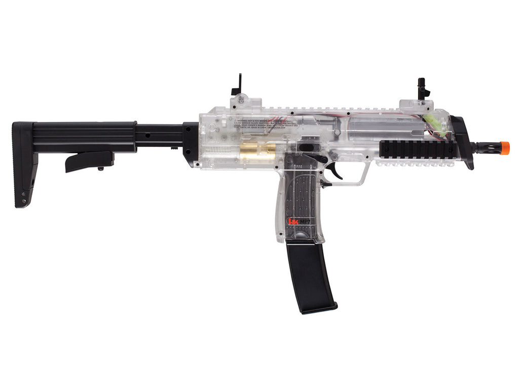 HK MP7 AEG - Clear - Umarex USA