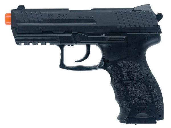 HK P30 Airsoft w/Metal Slide - Black - Umarex USA