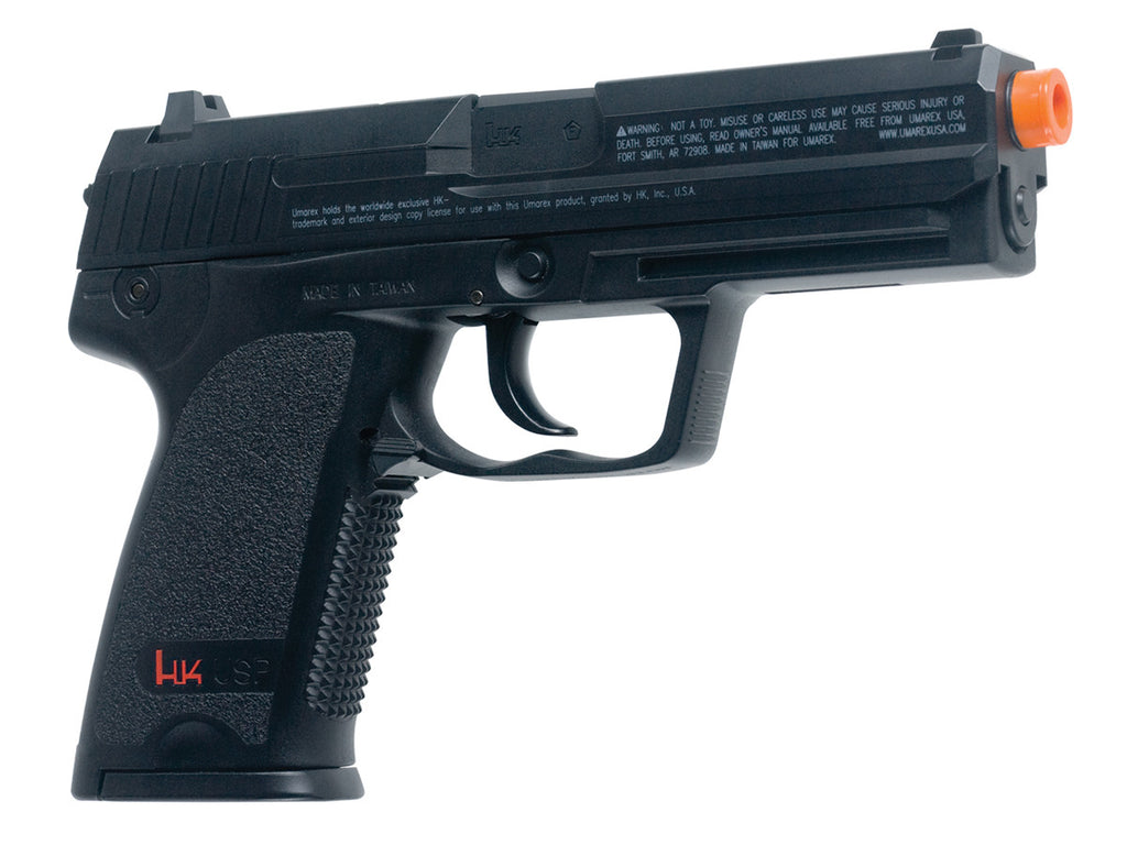 HK USP CO2 Airsoft - Black - Umarex USA