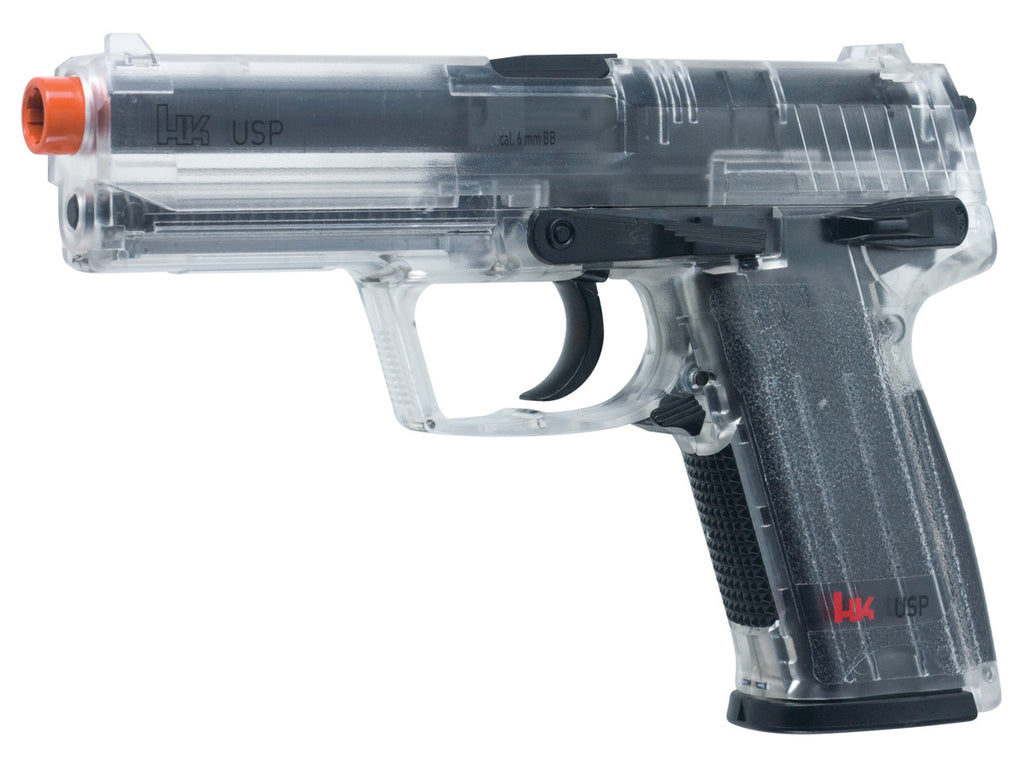 HK USP Spring Airsoft - Clear - Umarex USA
