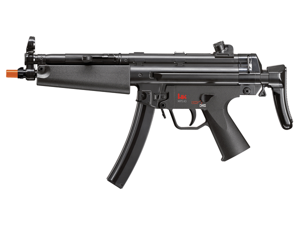 HK MP5 Navy Dual Power Full Auto - BLK