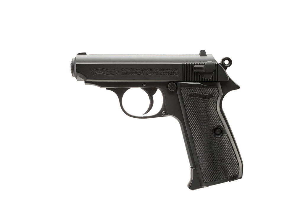 Walther PPK/S Black BB Pistol ...
