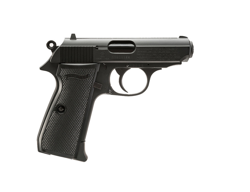 Walther PPK/S Black BB Pistol