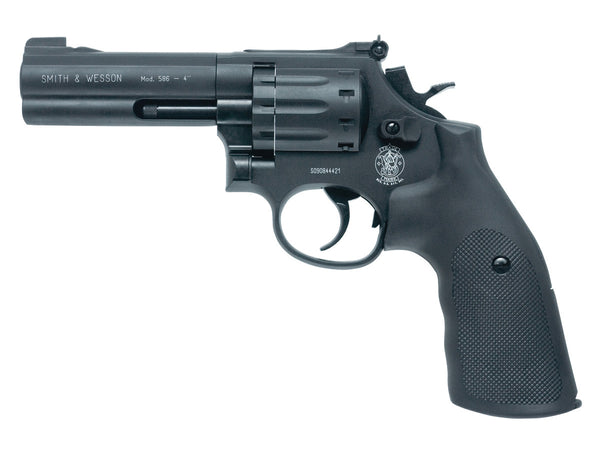 Smith & Wesson 586 - Black - 4 inch