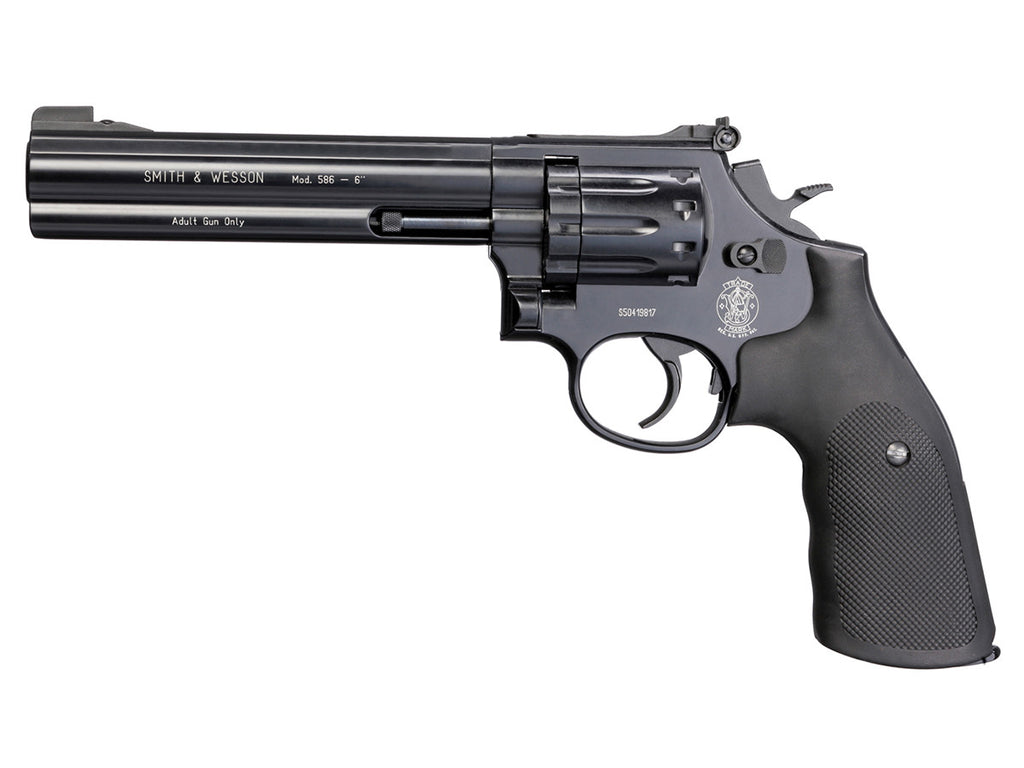 ... Smith & Wesson 586 - Black -6 ...