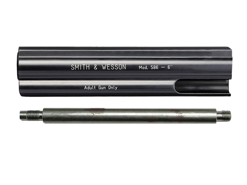 Smith & Wesson Matte Black Barrel System - 6-inch - Umarex USA