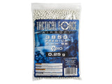 Tactical Force .25g BIO 3850ct BAG WHITE