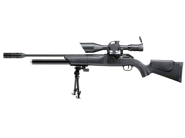 Walther 1250 Dominator w/Scope & BiPod - .177 Cal