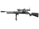Walther 1250 Dominator w/Scope & BiPod - .22 Cal