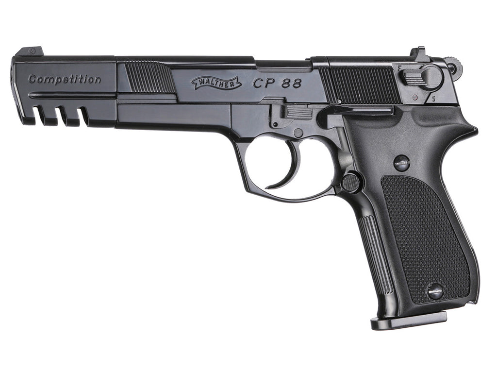 walther cp88 competition black umarex usa rh umarexusa com Walther P48 Walther CP88 Next to 1911