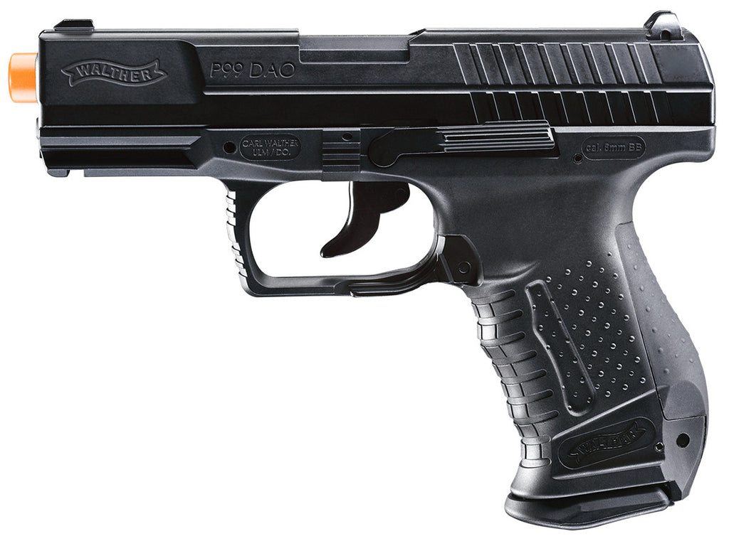 walther p99 co2 blowback gen2 box 2xmags umarex usa rh umarexusa com Airsoft P99 with Silencer Walther P99 Clear Airsoft