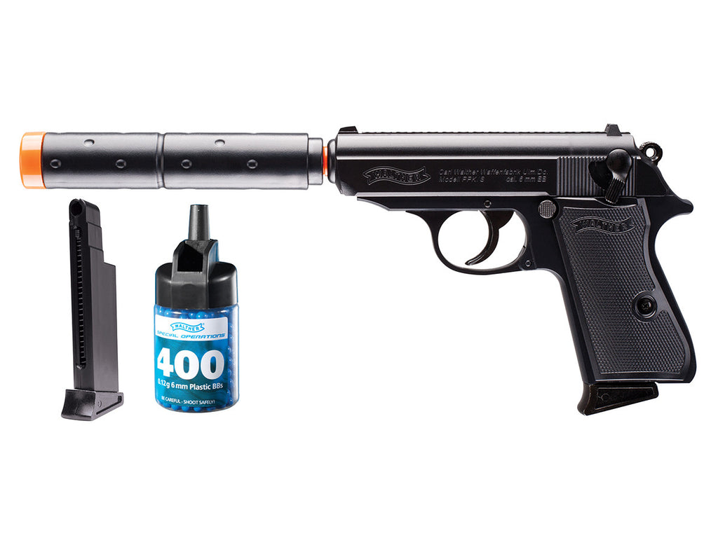 walther ppk s operations kit umarex usa rh umarexusa com Walther Air Rifles Walther PPK Air Gun