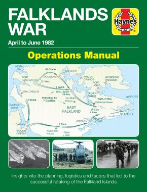 THE FALKLANDS WAR MANUAL - CQB Publications