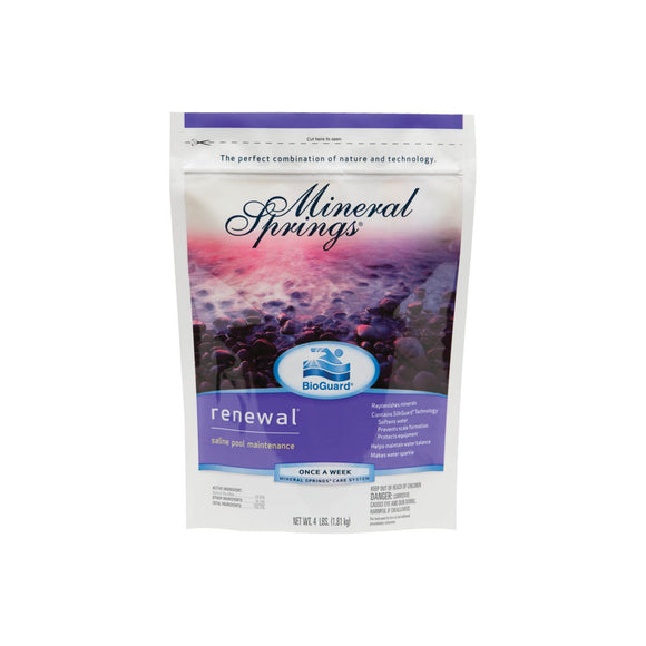 Mineral Springs® Renewal®