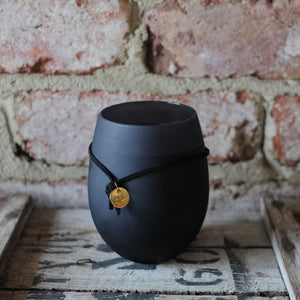 Ebony Black Soy Candle