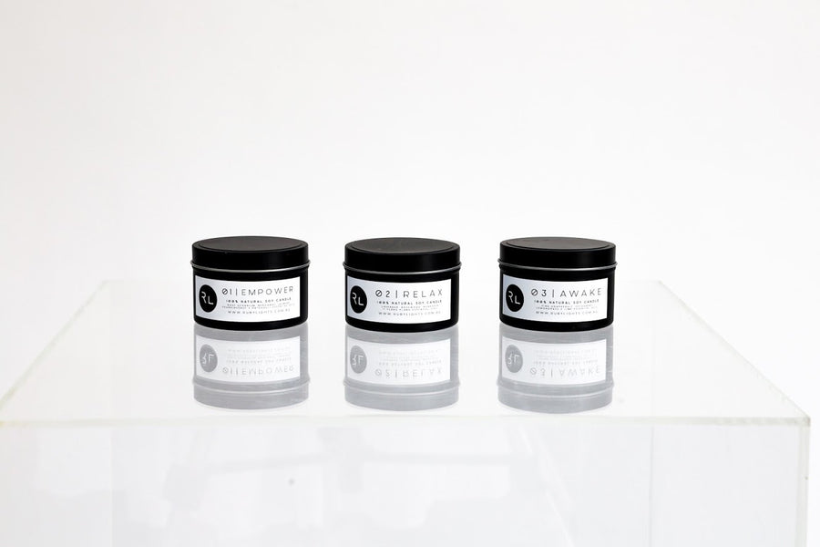 Essential Blend Soy Candle