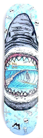 Shark Surfer (Size 5)