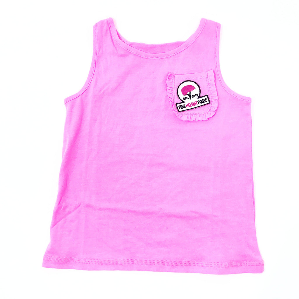 Pink Patch Tank