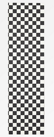 Black & White Checker Grip
