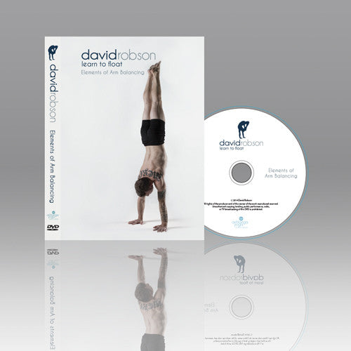 Learn to Float: Elements of Arm Balancing on DVD