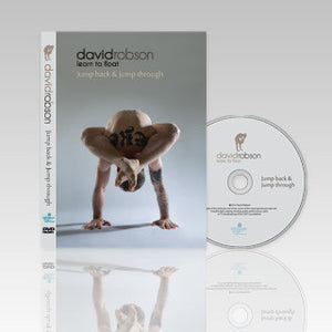 DVD Learn to Float: Jump back & Jump through
