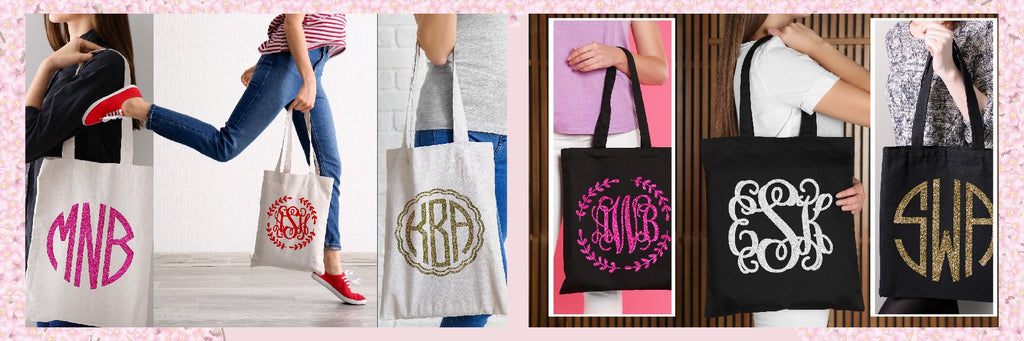 Tote Bag Monogram