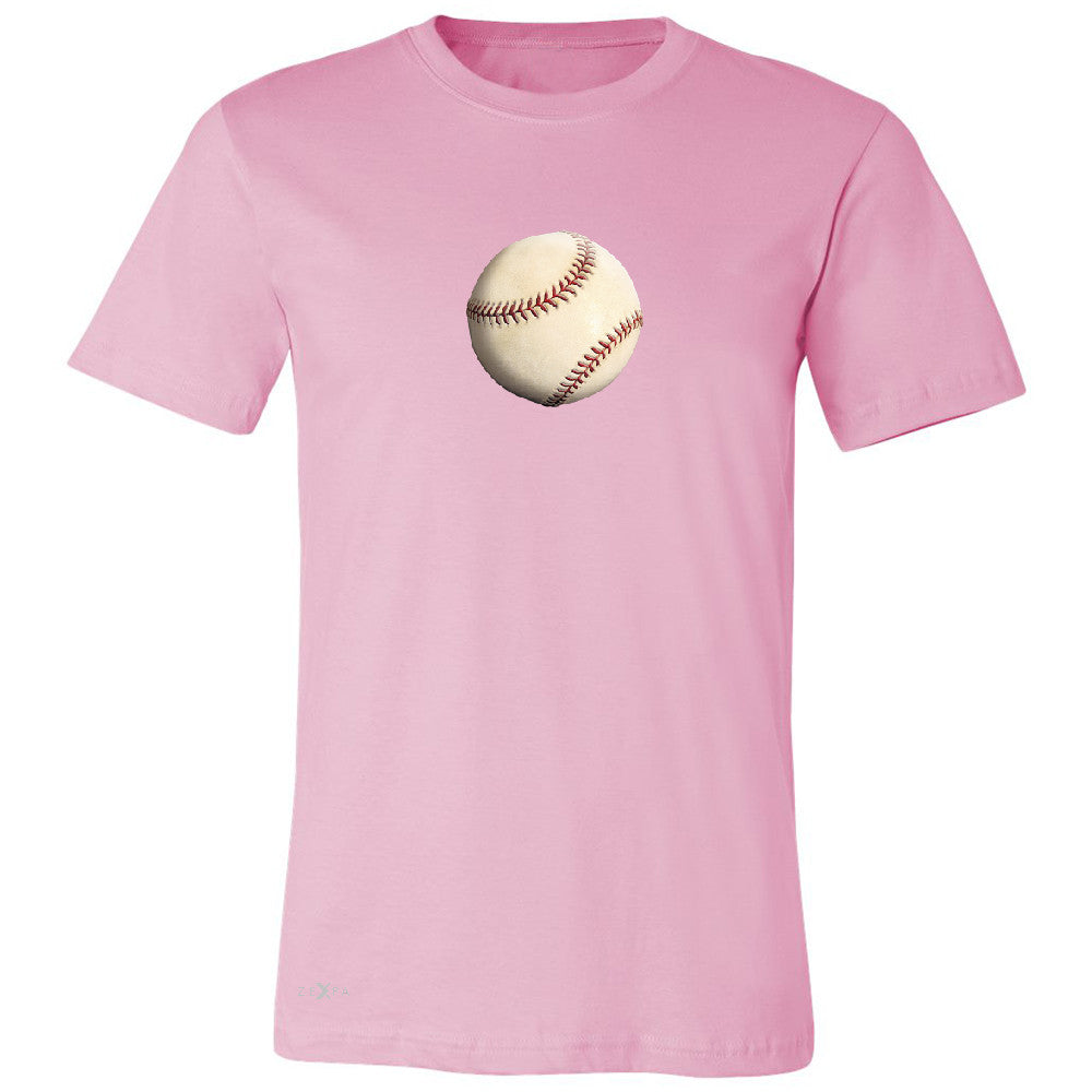 Real 3D Baseball Ball Men's T-shirt Baseball Cool Embossed Tee - Zexpa Apparel - 4