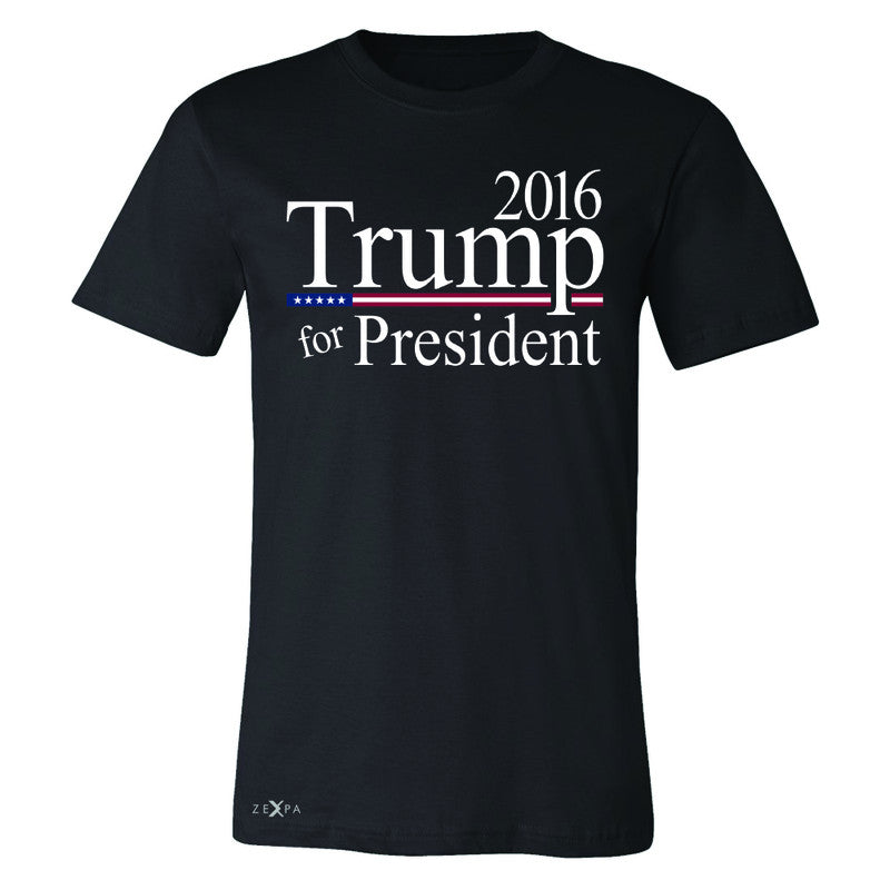 Trump for President 2016 Campaign Men's T-shirt Politics Tee - Zexpa Apparel - 1