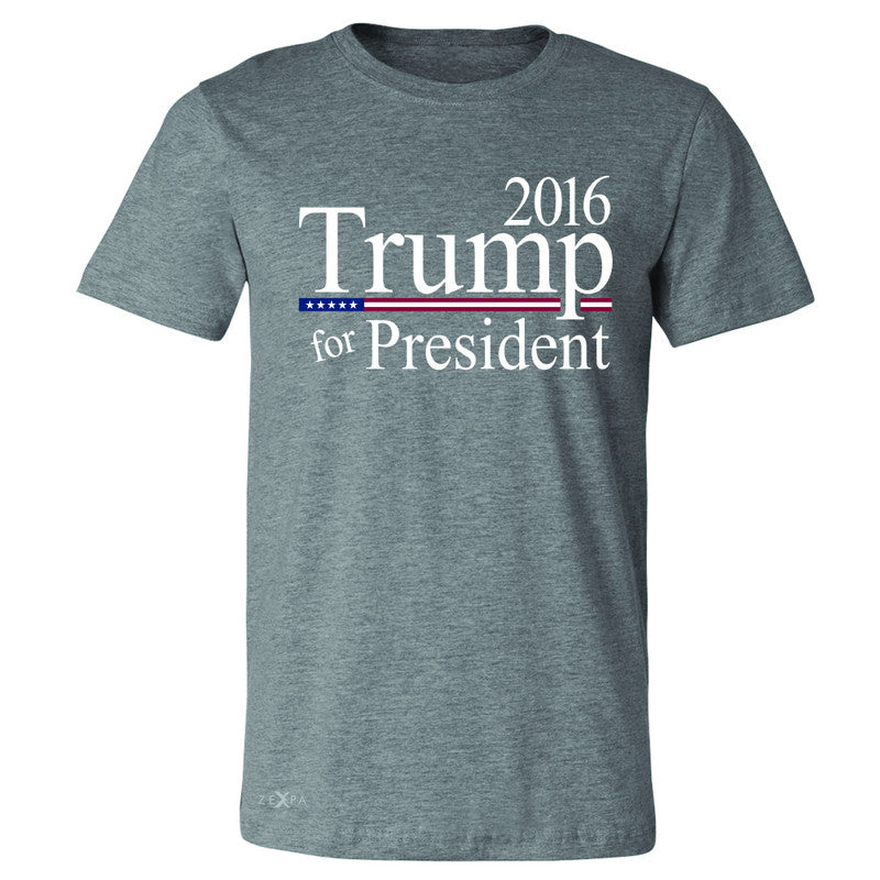 Trump for President 2016 Campaign Men's T-shirt Politics Tee - Zexpa Apparel - 3