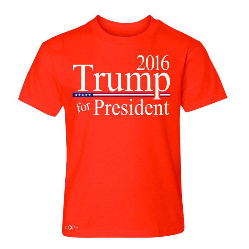 Trump for President 2016 Campaign Youth T-shirt Politics Tee - Zexpa Apparel - 2