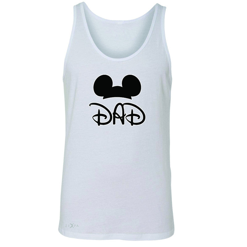Dad Family Funny  Summer Trip   Men's Jersey Tank Couple Matching Sleeveless - Zexpa Apparel Halloween Christmas Shirts