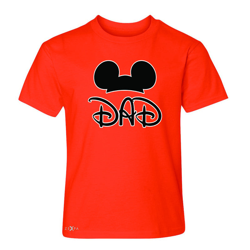 Dad Family Funny  Summer Trip   Youth T-shirt Couple Matching Tee - Zexpa Apparel Halloween Christmas Shirts