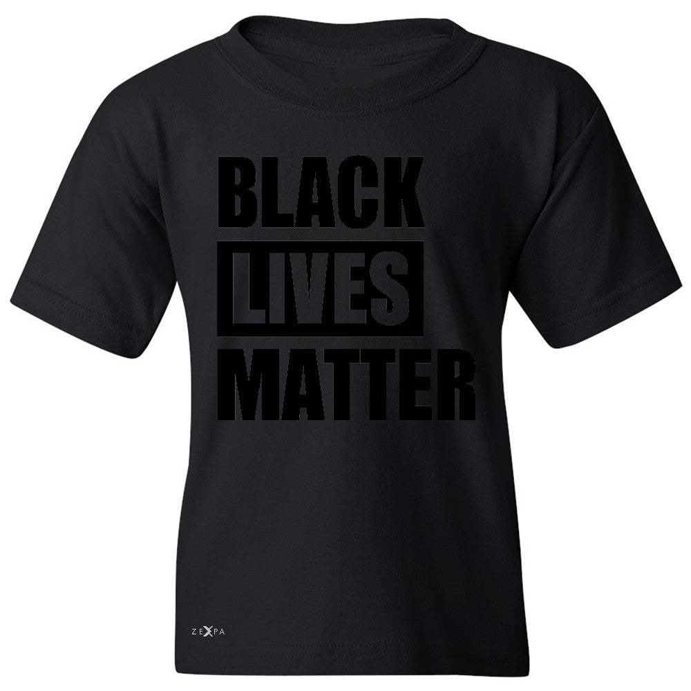 Black Lives Matter Youth T-shirt Respect Everyone Tee - Zexpa Apparel Halloween Christmas Shirts