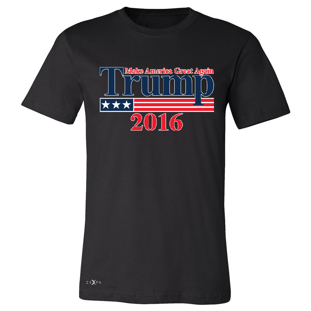 Trump 2016 America Great Again Men's T-shirt Elections 2016 Tee - Zexpa Apparel - 1