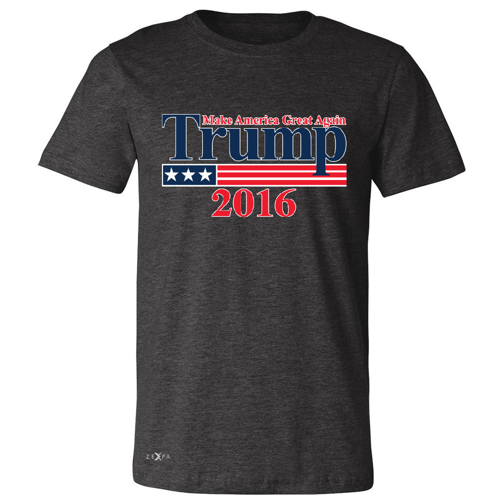 Trump 2016 America Great Again Men's T-shirt Elections 2016 Tee - Zexpa Apparel - 2