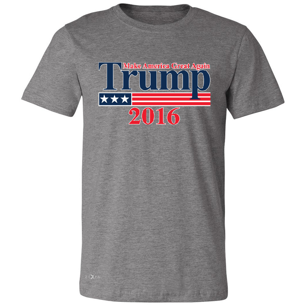 Trump 2016 America Great Again Men's T-shirt Elections 2016 Tee - Zexpa Apparel - 3