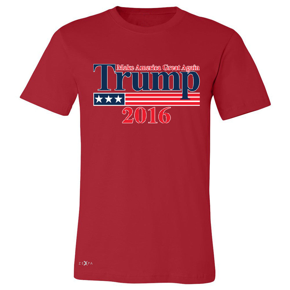 Trump 2016 America Great Again Men's T-shirt Elections 2016 Tee - Zexpa Apparel - 5