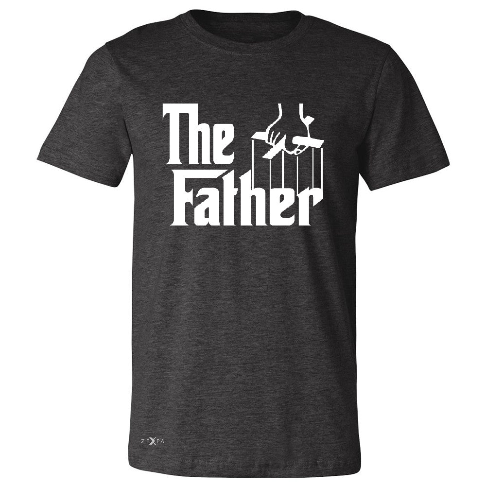 The Father Godfather Men's T-shirt Couple Matching Mother's Day Tee - Zexpa Apparel - 2