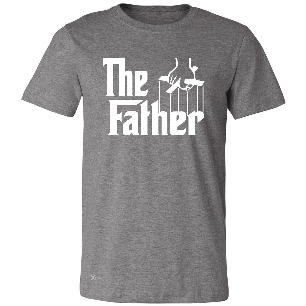 The Father Godfather Men's T-shirt Couple Matching Mother's Day Tee - Zexpa Apparel - 3