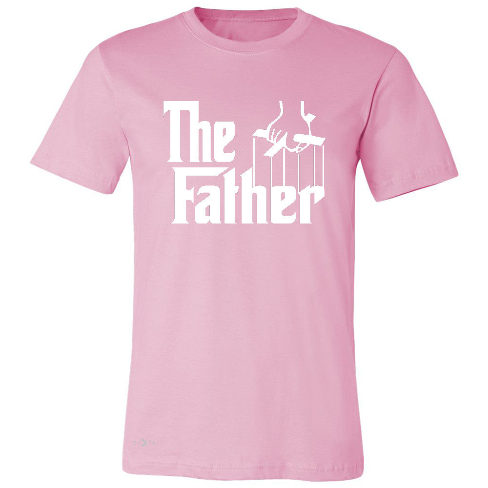 The Father Godfather Men's T-shirt Couple Matching Mother's Day Tee - Zexpa Apparel - 4