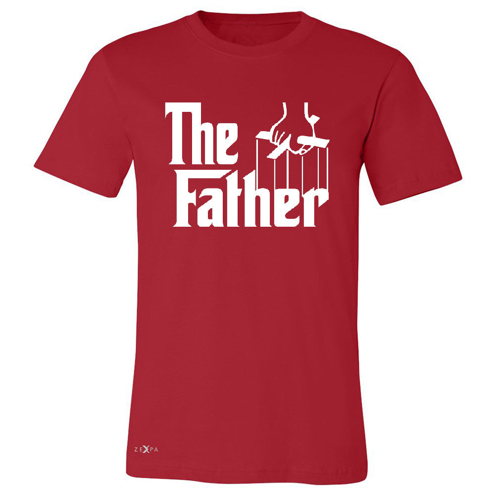 The Father Godfather Men's T-shirt Couple Matching Mother's Day Tee - Zexpa Apparel - 5