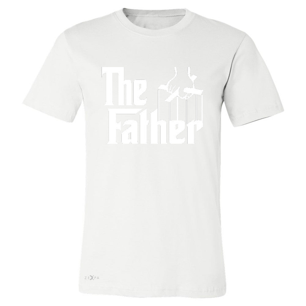 The Father Godfather Men's T-shirt Couple Matching Mother's Day Tee - Zexpa Apparel - 6